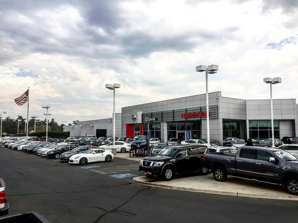 Used Nissan Car For Sale In Clovis Lithia Nissan Of Clovis Serving