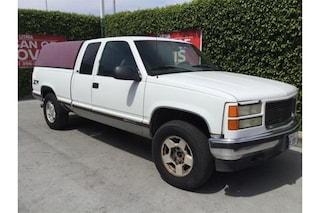Used 1996 GMC Sierra 1500 SL Truck Extended Cab Clovis, CA