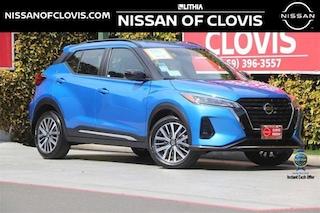 New 2021 Nissan Kicks SR SUV Clovis, CA