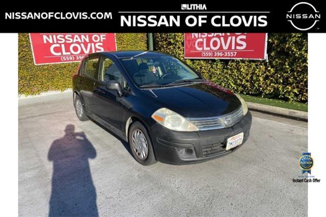 2009 Nissan Versa 1.8S