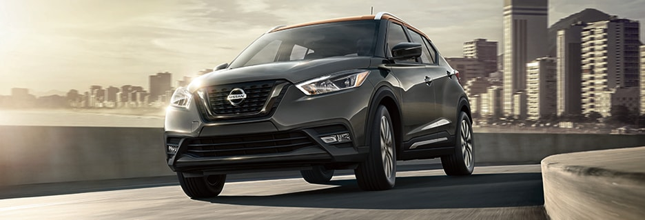 Nissan Kicks Exterior Vehicle Features