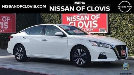 New 2021 Nissan Altima 2.5 SL Sedan Clovis, CA