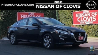 New 2021 Nissan Altima 2.5 S Sedan Clovis, CA