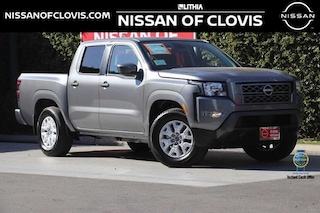New and Used Trucks 2022 Nissan Frontier SV Truck Crew Cab for sale near Fresno, CA