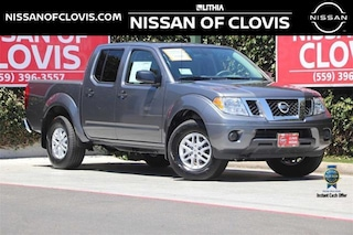 New and Used Trucks 2021 Nissan Frontier SV Truck Crew Cab for sale near Fresno, CA