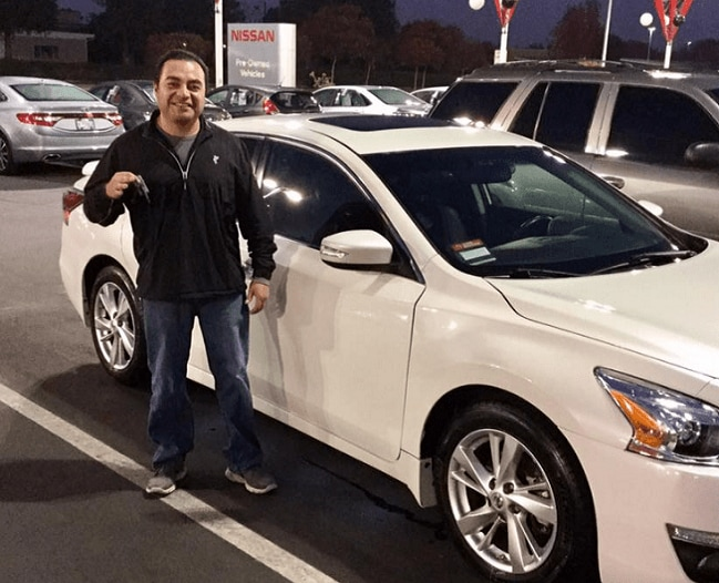 Lithia Nissan of Clovis - Satisfied Customer