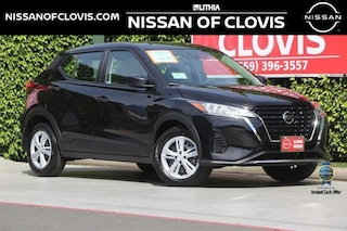 New 2021 Nissan Kicks S SUV For Sale in Clovis