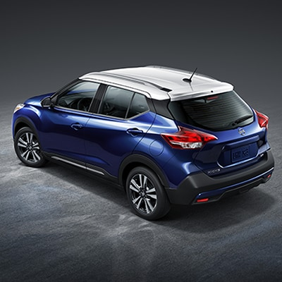 Nissan Kicks All-Wheel Drive