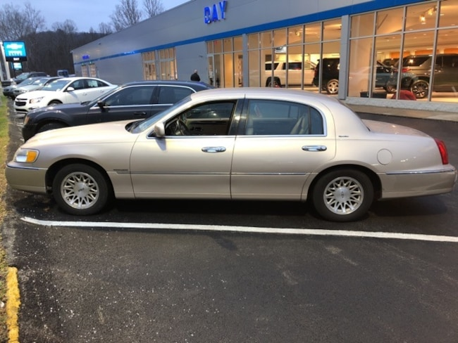 Used 1998 Lincoln Town Car For Sale Monroeville Pa