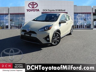 New 2018 Toyota Prius c Four Hatchback