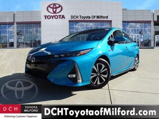 New 2017 Toyota Prius Prime 5-Door Four Advanced Hatchback