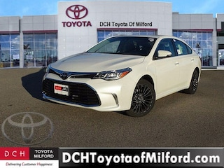 New 2017 Toyota Avalon Touring Sedan