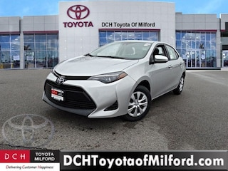 New 2018 Toyota Corolla L Sedan Medford, OR