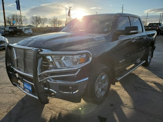 Certified Pre-Owned 2019 Ram All-New 1500 Big Horn/Lone Star Truck Crew Cab Billings, MT