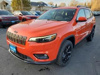 New 2021 Jeep Cherokee ALTITUDE 4X4 Sport Utility Billings, MT