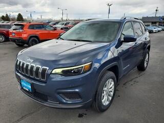 New 2021 Jeep Cherokee LATITUDE 4X4 Sport Utility Billings, MT