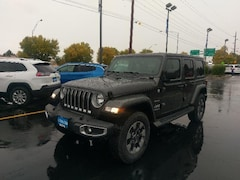 2018 Jeep Wrangler UNLIMITED SAHARA 4X4 Sport Utility Billings, MT