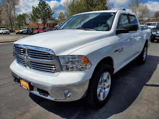 Used 2018 Ram 1500 Big Horn Truck Crew Cab Billings, MT
