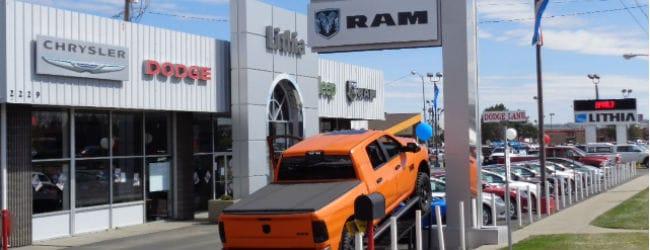 Lithia Chrysler Jeep Dodge >> Billings Auto Body Shop Expert Collision Repair Lithia Chrysler