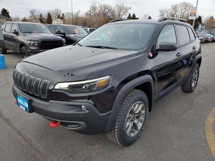 2021 Jeep Cherokee TRAILHAWK 4X4 Sport Utility Billings, MT