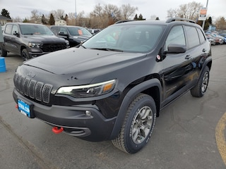 New 2021 Jeep Cherokee TRAILHAWK 4X4 Sport Utility Billings, MT