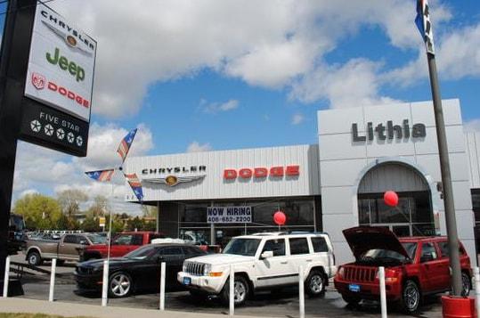 Lithia Chrysler Jeep Dodge >> Chrysler Jeep Dodge Ram Dealer Bozeman Lithia Chrysler