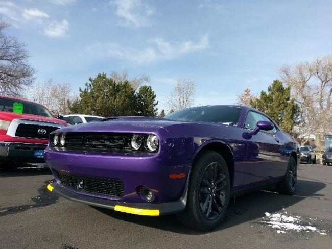 New 2019 Dodge Challenger GT AWD Coupe Billings, MT