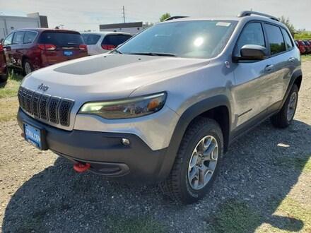 2020 Jeep Cherokee TRAILHAWK 4X4 Sport Utility Billings, MT