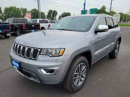 2021 Jeep Grand Cherokee LIMITED 4X4 Sport Utility Billings, MT