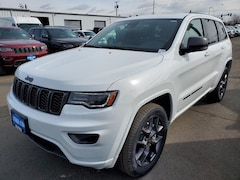 New 2021 Jeep Grand Cherokee 80TH ANNIVERSARY 4X4 Sport Utility For sale in Billings, MT