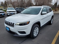 New 2021 Jeep Cherokee LATITUDE 4X4 Sport Utility For sale in Billings, MT