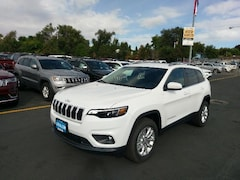 2019 Jeep Cherokee LATITUDE 4X4 Sport Utility Billings, MT