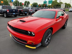 New 2021 Dodge Challenger GT AWD Coupe in Billings, MT