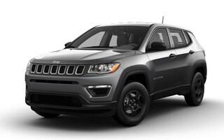 New 2021 Jeep Compass SPORT 4X4 Sport Utility Billings, MT