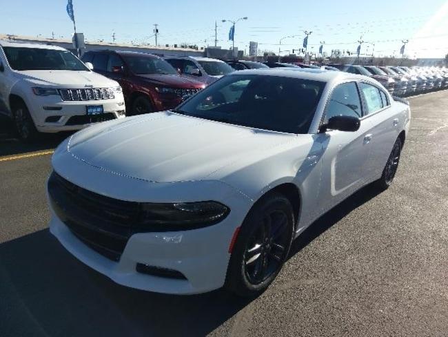 New 2019 Dodge Charger SXT AWD Sedan Billings, MT