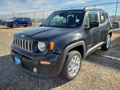 New 2020 Jeep Renegade LATITUDE 4X4 Sport Utility For sale in Billings, MT