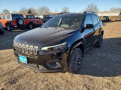 New 2020 Jeep Cherokee HIGH ALTITUDE 4X4 Sport Utility For sale in Billings, MT