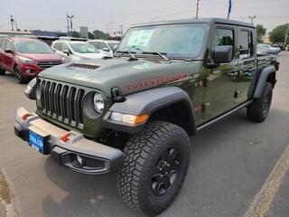 New 2021 Jeep Gladiator MOJAVE 4X4 Crew Cab Billings, MT