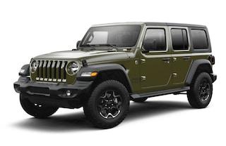 New 2021 Jeep Wrangler UNLIMITED SPORT S 4X4 Sport Utility Corpus Christi