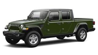 New 2021 Jeep Gladiator FREEDOM 4X4 Crew Cab Corpus Christi