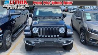 New 2018 Jeep Wrangler UNLIMITED SAHARA 4X4 Sport Utility For sale in Corpus Christi TX