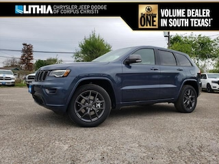 New 2021 Jeep Grand Cherokee 80TH ANNIVERSARY 4X2 Sport Utility For sale in Corpus Christi TX
