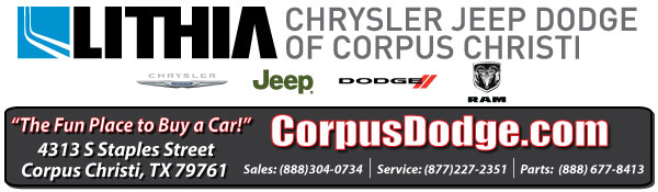 Used Cars Victoria Tx >> About Lithia Chrysler Dodge Jeep Ram of Corpus Christi | New Dodge, RAM, Jeep, Chrysler & Used ...