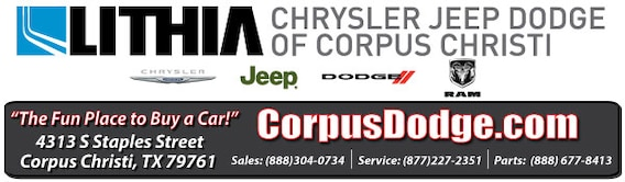 Lithia Chrysler Jeep Dodge >> About Lithia Chrysler Dodge Jeep Ram Of Corpus Christi New