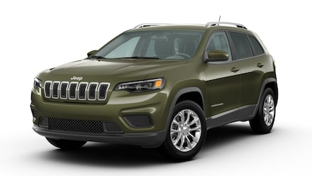 New 2020 Jeep Cherokee LATITUDE FWD Sport Utility Corpus Christi, TX