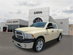 2018 Ram 1500 BIG HORN CREW CAB 4X4 5'7 BOX Crew Cab Las Cruces, NM