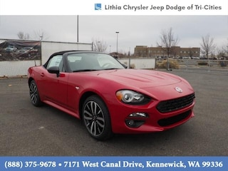New 2020 FIAT 124 Spider URBANA Convertible Kennewick, WA