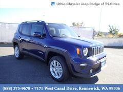 2021 Jeep Renegade LATITUDE 4X4 Sport Utility Kennewick, WA