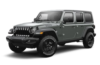 New 2021 Jeep Wrangler UNLIMITED WILLYS 4X4 Sport Utility Kennewick, WA