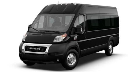 2021 Ram ProMaster 3500 WINDOW VAN HIGH ROOF 159 WB EXT Extended Cargo Van